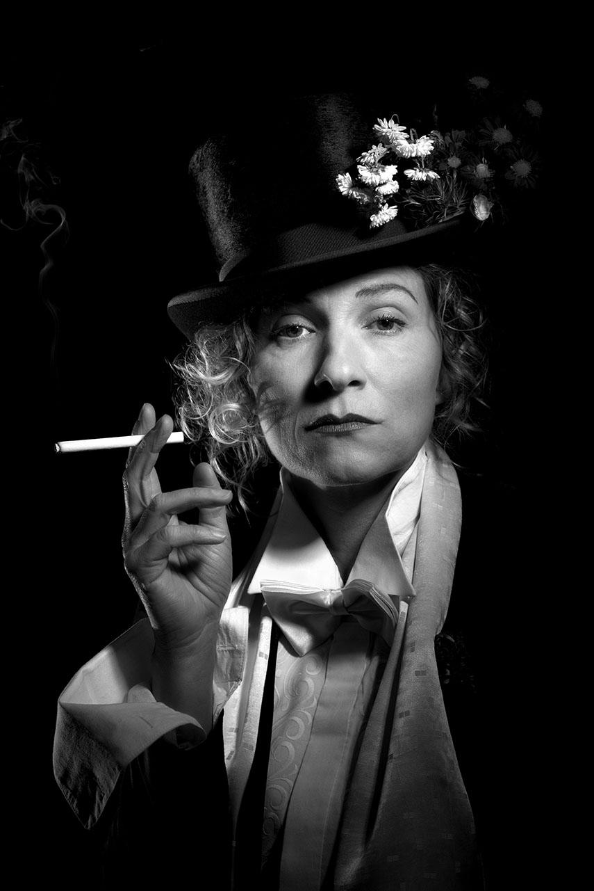 Ellen Goemans | Berlin | Portrait | Portret | Actrice | Actress | Theater | Theatre | Robert van der Ree Photography