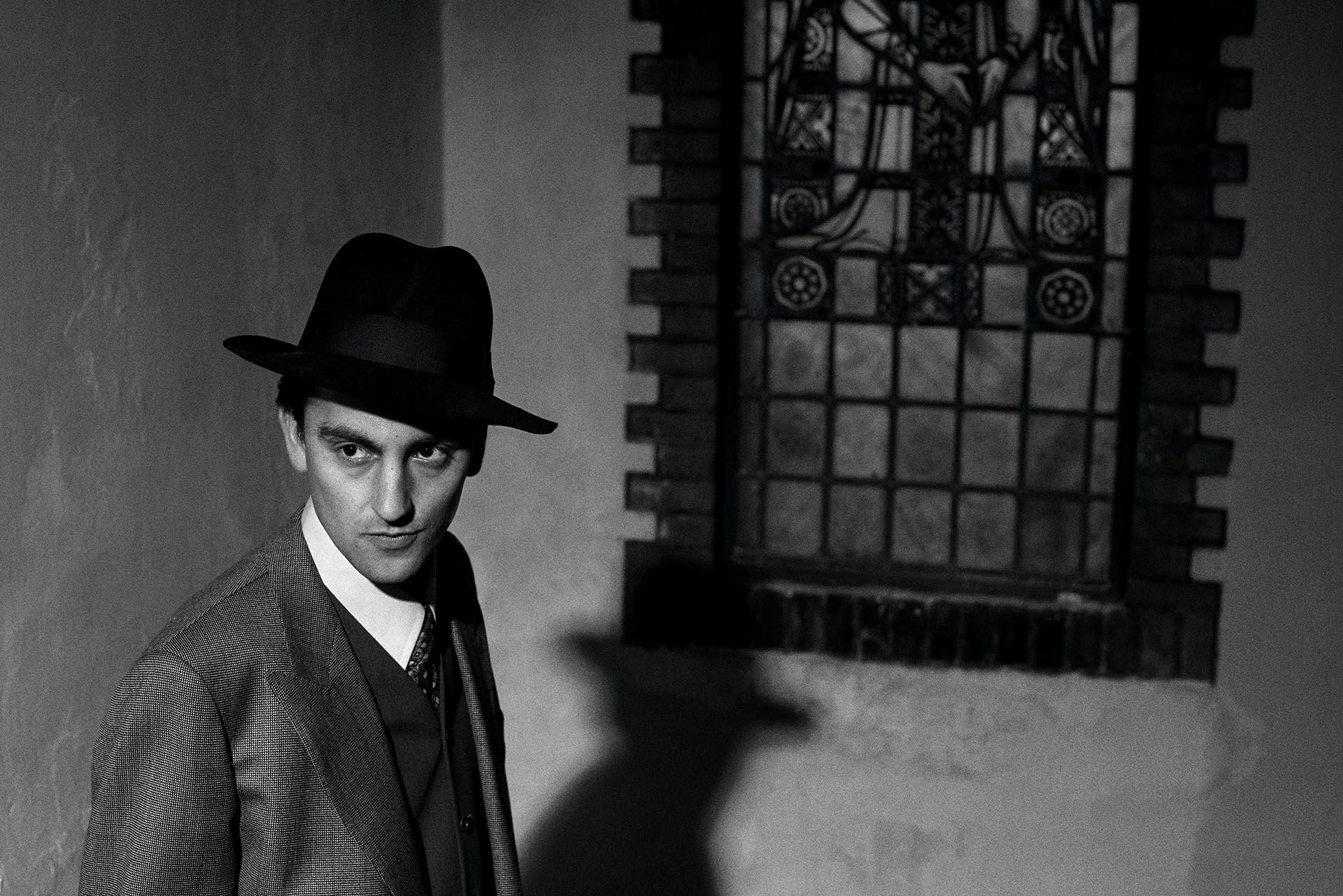 Out of the Moonlight | film noir | Robert van der Ree Photography