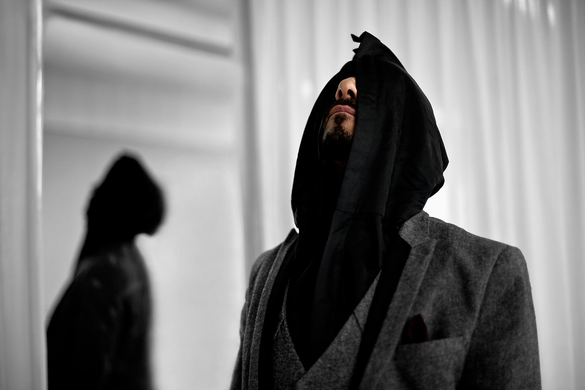 Sabri Saad el Hamus - portret, acteur, theatermaker | Robert van der Ree photography - portraits
