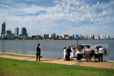 Wedding - Perth