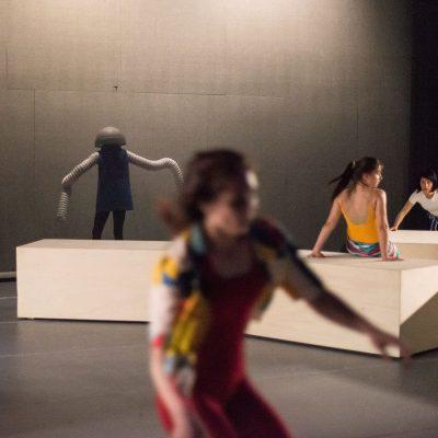 Six Impossible Things Before Breakfast | Academie voor Theater en Dans | Mirja Bons | Robert van der Ree | theaterfotografie